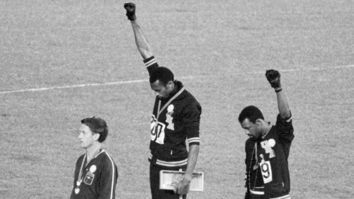 2be35988016 Jim Brown, Kareem Abdul-Jabbar and other athletes turn 'Words to Action'