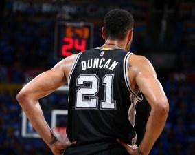 San Antonio Spurs v Oklahoma City Thunder- Game Six