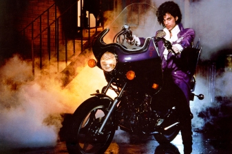 One Sheet For 'Purple Rain'