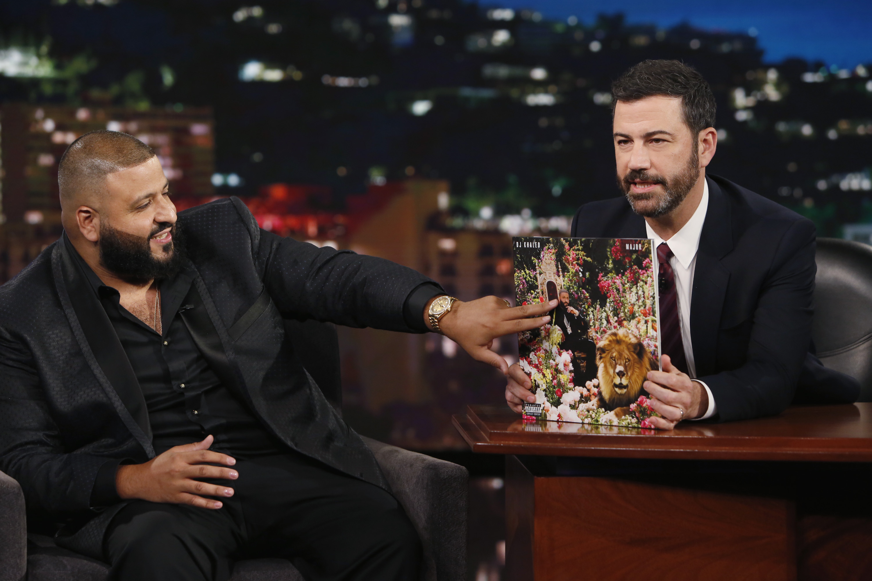 "ABC's ""Jimmy Kimmel Live"" – Season 14"