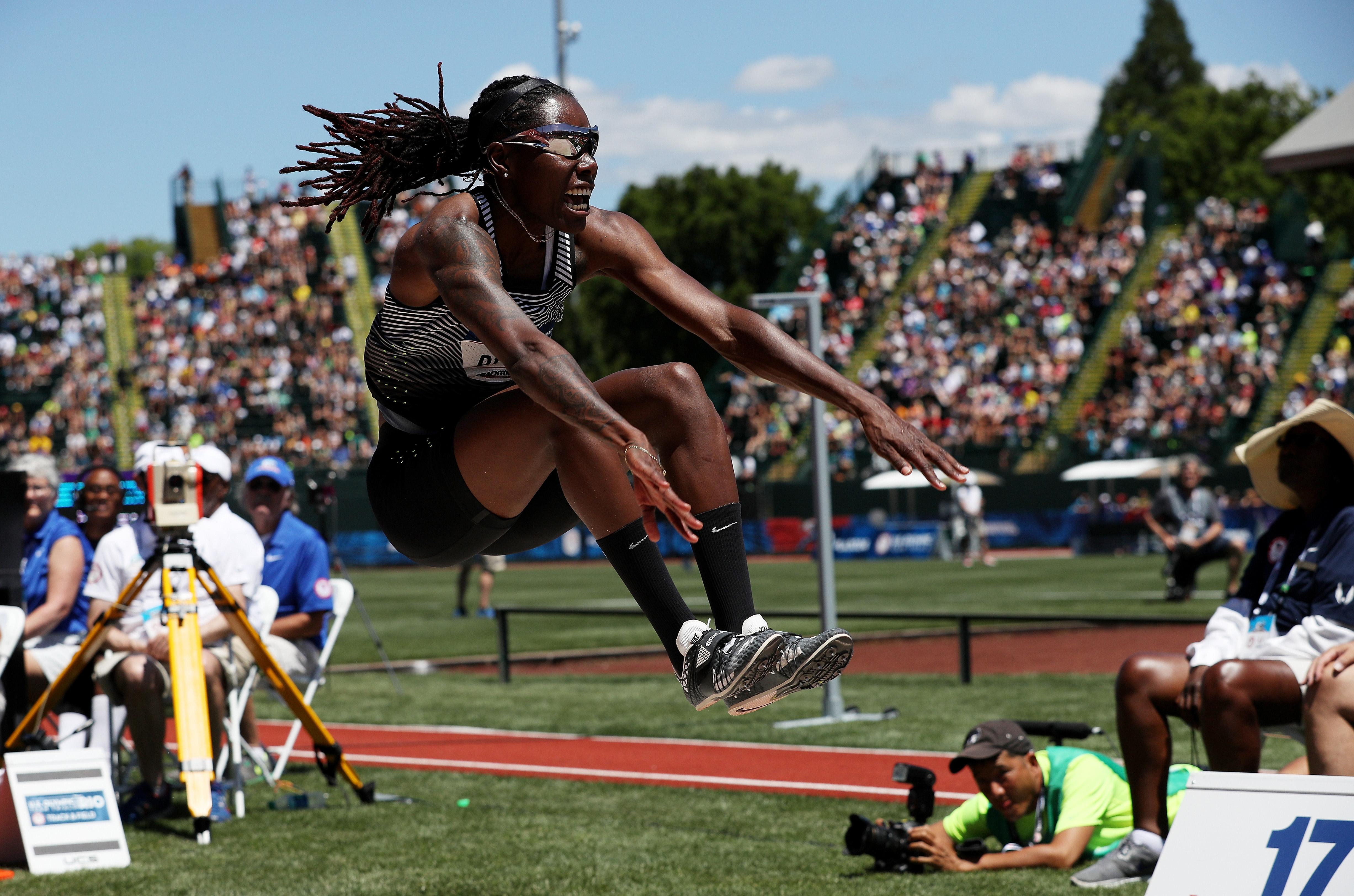 2016 U.S. Olympic Track & Field Team Trials – Day 2