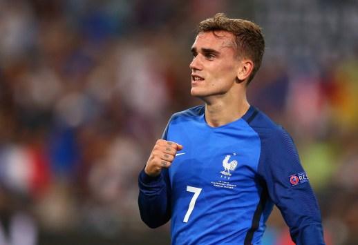 Germany v France – Semi Final: UEFA Euro 2016