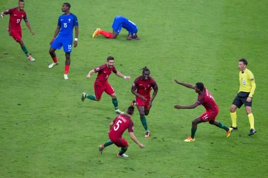 Portugal v France – Final: UEFA Euro 2016