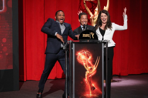 68th Emmy Awards Nominations Announcement