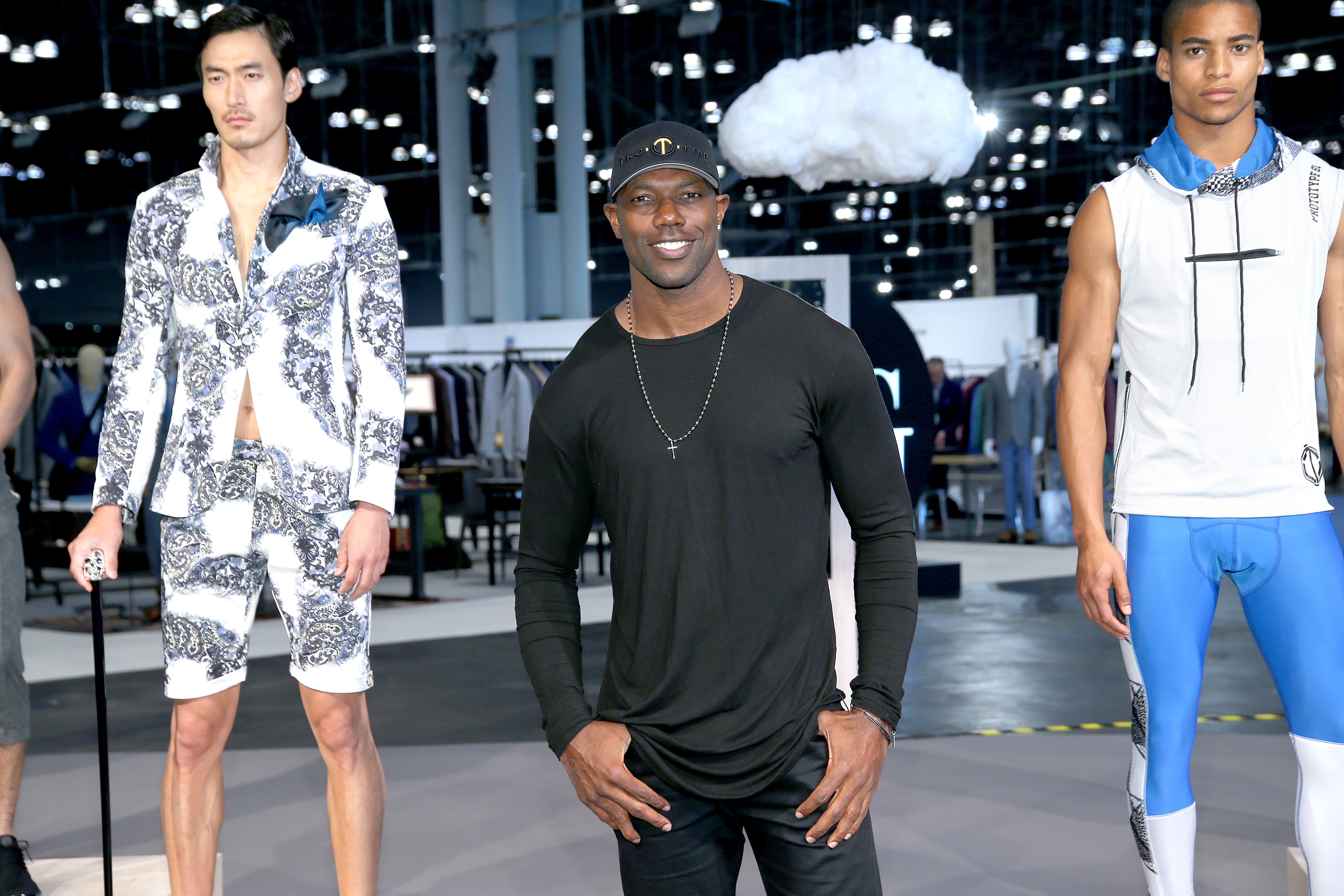 Terrell Owens Prototype 81 Collection Preview