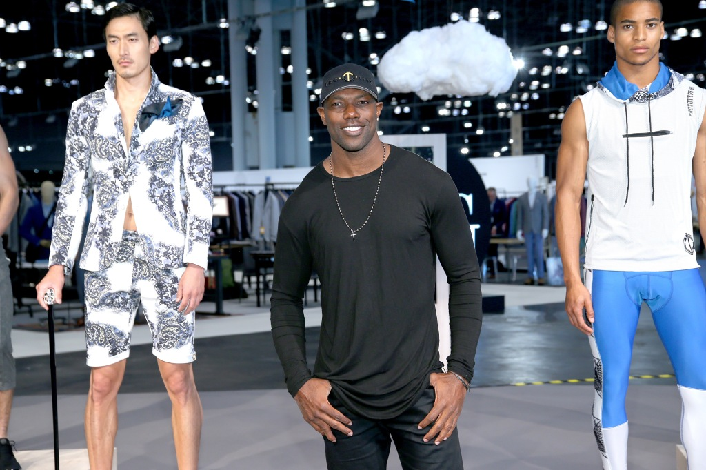 Terrell Owens   My new line is flashy and unique f086557bc