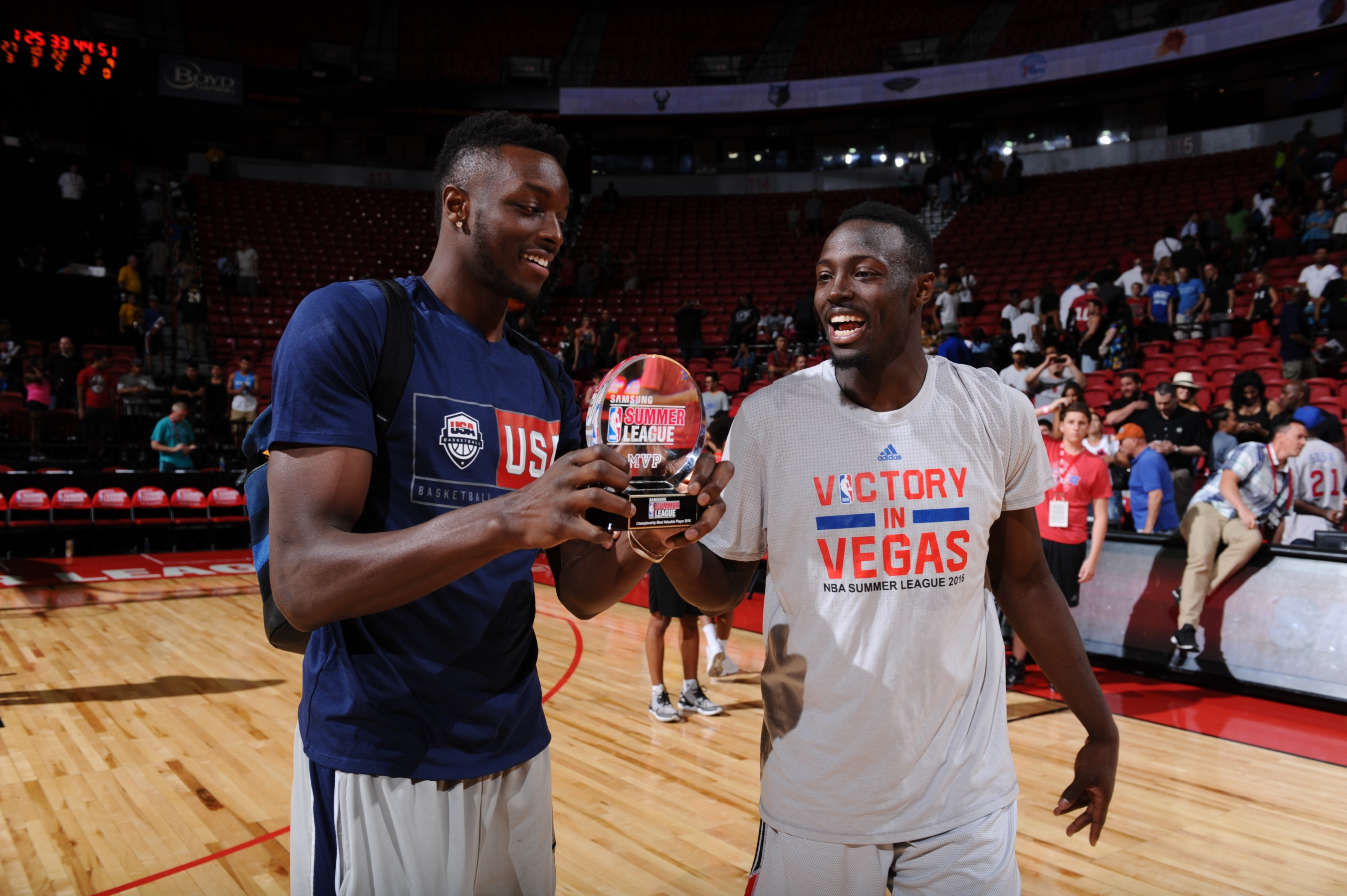 22f91aaf2c3 The best of the NBA Summer League