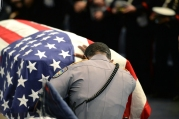 Funeral Held For One Of Three Police Officers Killed In Baton Rouge