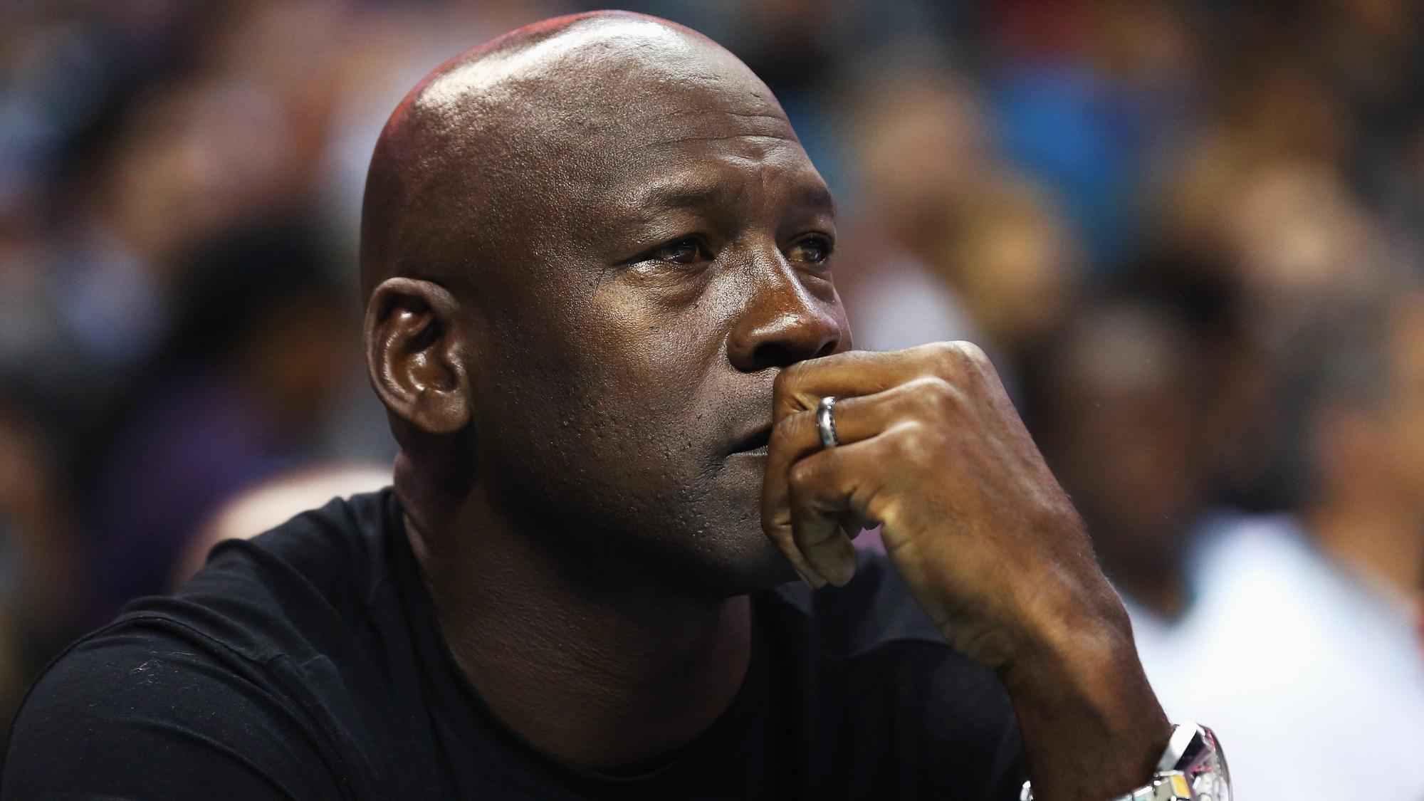 2f4de0a2936e Michael Jordan   I can no longer stay silent