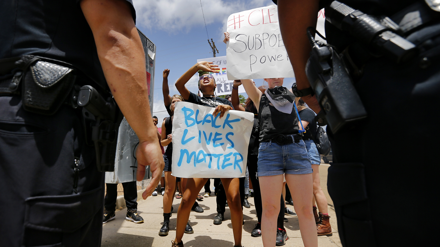 Police Shootings – Protest – Tennessee