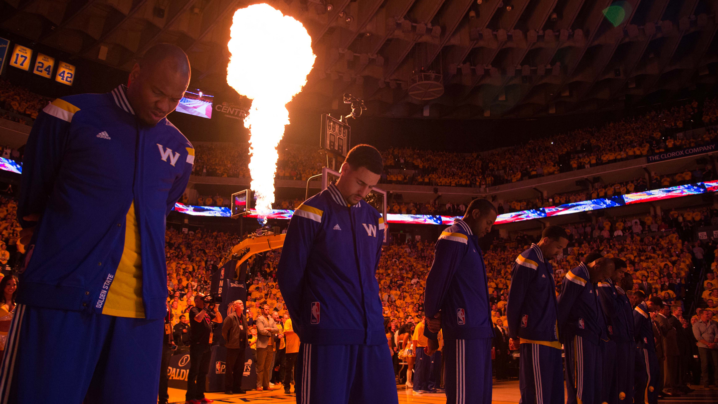 NBA: Playoffs-Memphis Grizzlies at Golden State Warriors