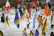 Olympics: Closing Ceremonies