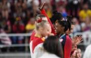 Olympics: Gymnastics-Women's Team Finals