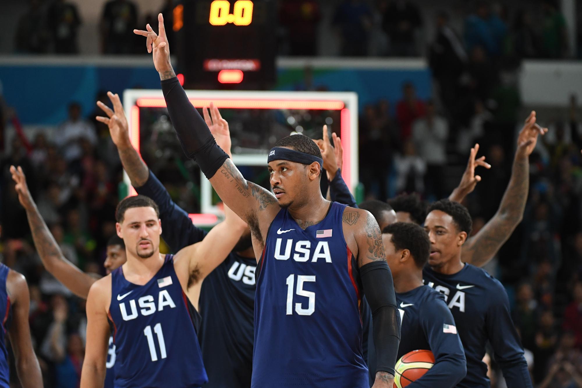 Basketball – Olympics: Day 5