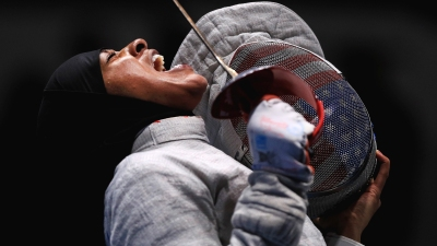 Fencing – Olympics: Day 8