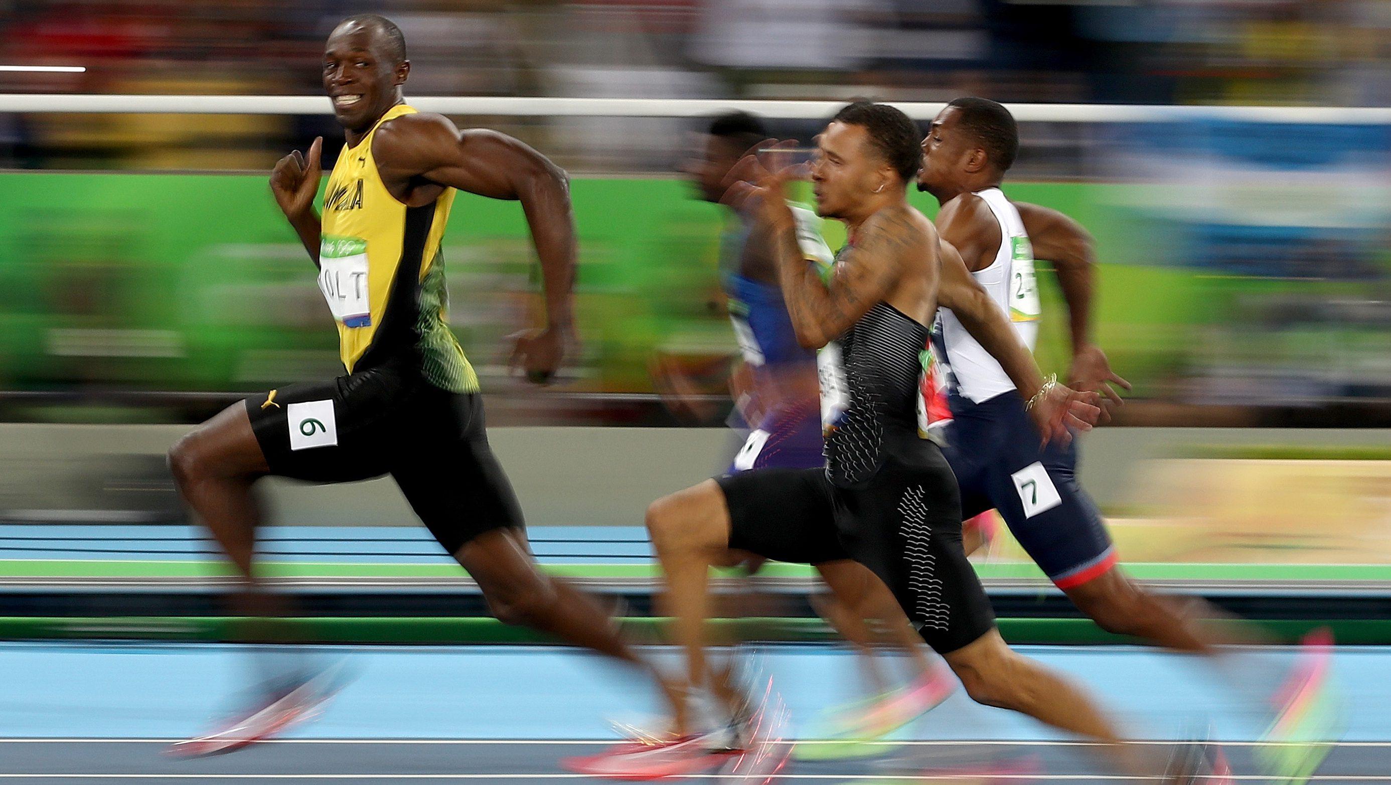 *** BESTPIX *** Athletics – Olympics: Day 9