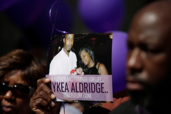 Vigil Held For Dwyane Wade Cousin Killed In Chicago Shooting