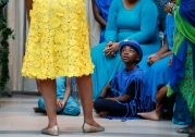Michelle Obama,Andre Tcheffu