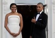 Barack Obama,Michelle Obama