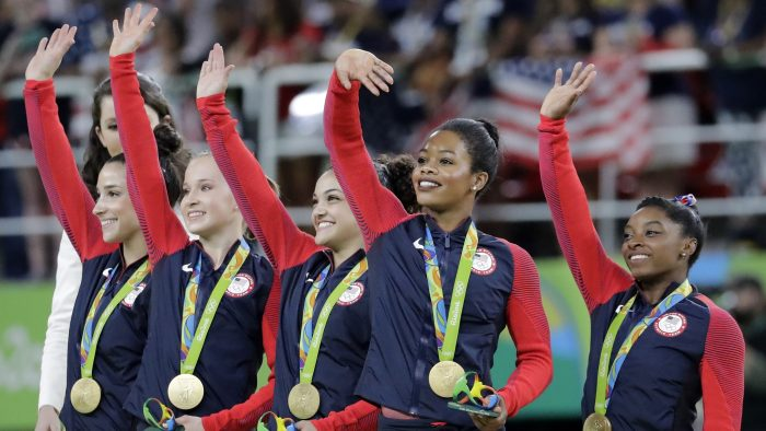 3b97e2f3e38b They are the greatest! U.S. are best women s gymnastics team ever