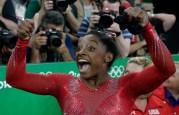 APTOPIX Rio Olympics Artistic Gymnastics Apparatus