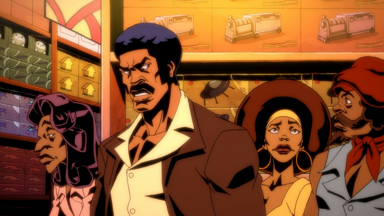 The Evolution Of Black Men In Cartoons Is Sure To Bring Back Memories