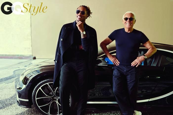 Future, Giorgio Armani and a new Bugatti on venom gt vs bugatti, flo rida bugatti, xzibit and his bugatti, pink bugatti, drake bugatti, cool bugatti,