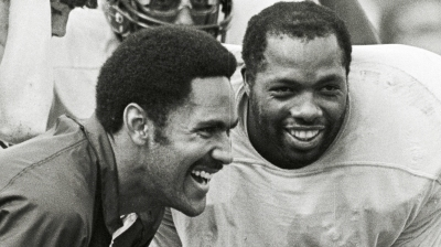 Steelers Dungy and Shell