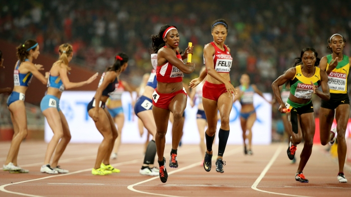 15th IAAF World Athletics Championships Beijing 2015 – Day Nine