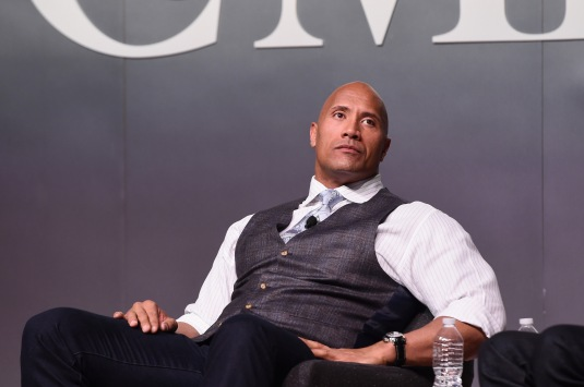 "The Fast Company Innovation Festival – The Next Intersection For Hollywood With William Morris Endeavor's Ari Emanuel And Patrick Whitesell And Dwayne ""The Rock"" Johnson"