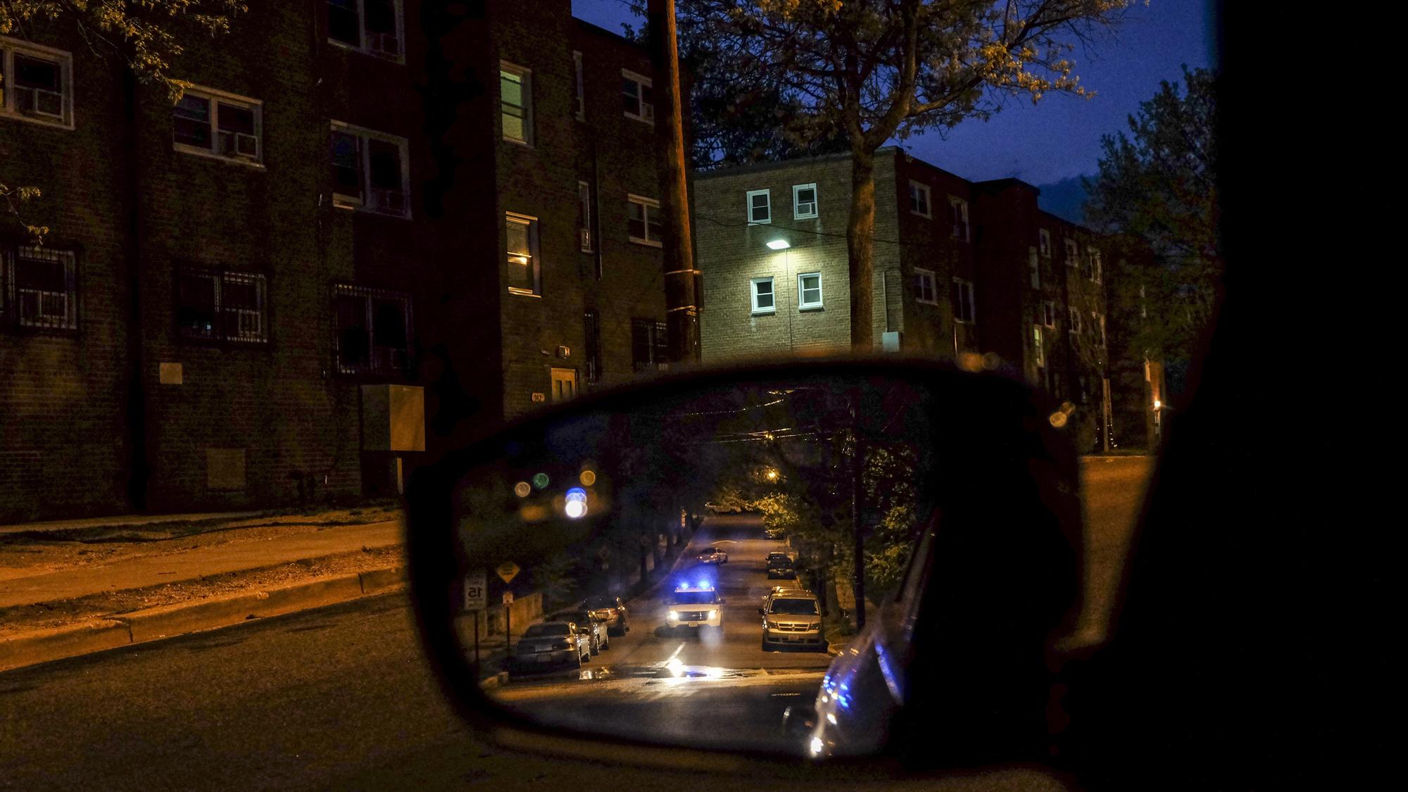 Cop Raids in DC