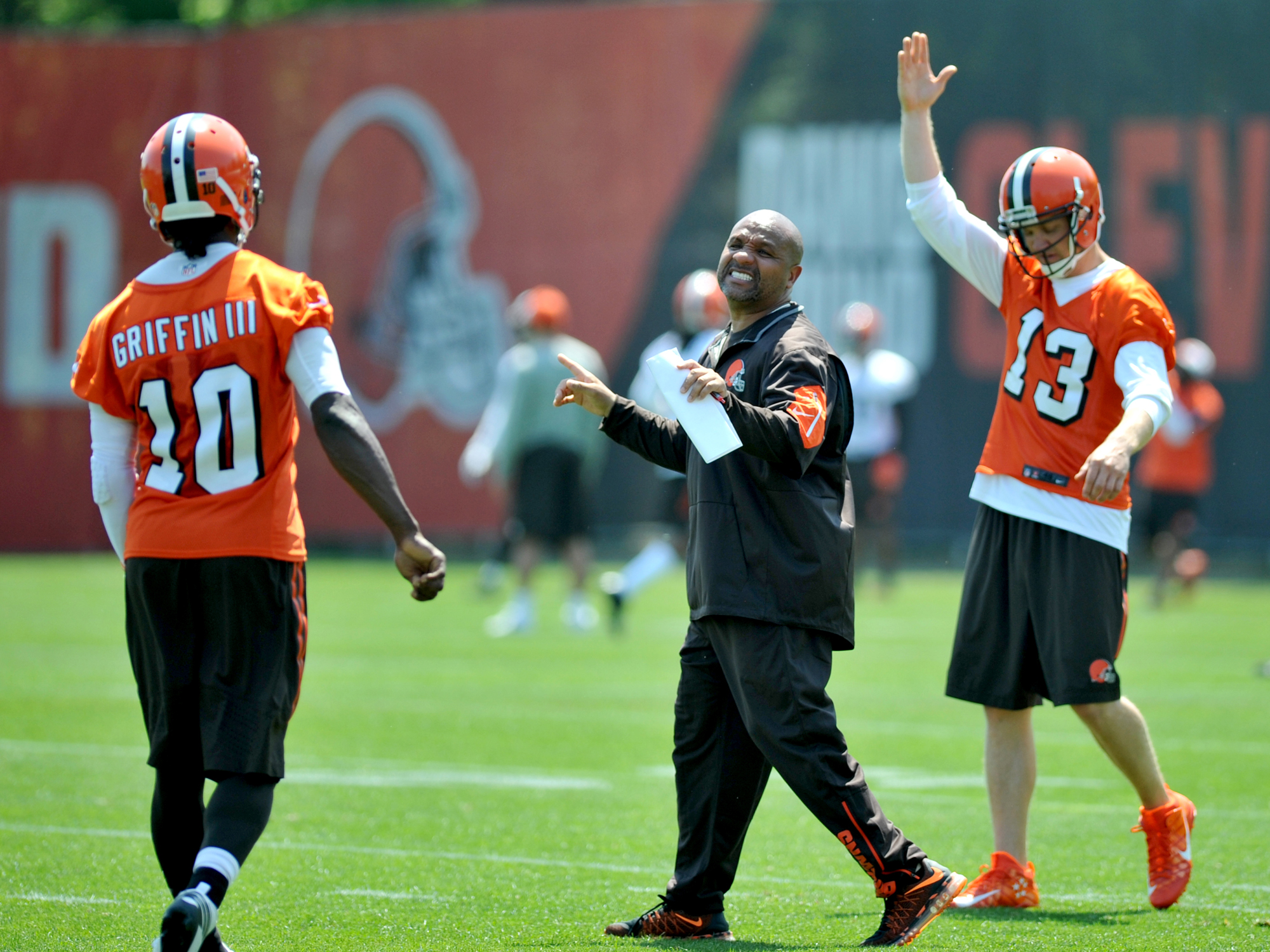 bb34f045 Hue Jackson has the Browns thinking about winning big-time