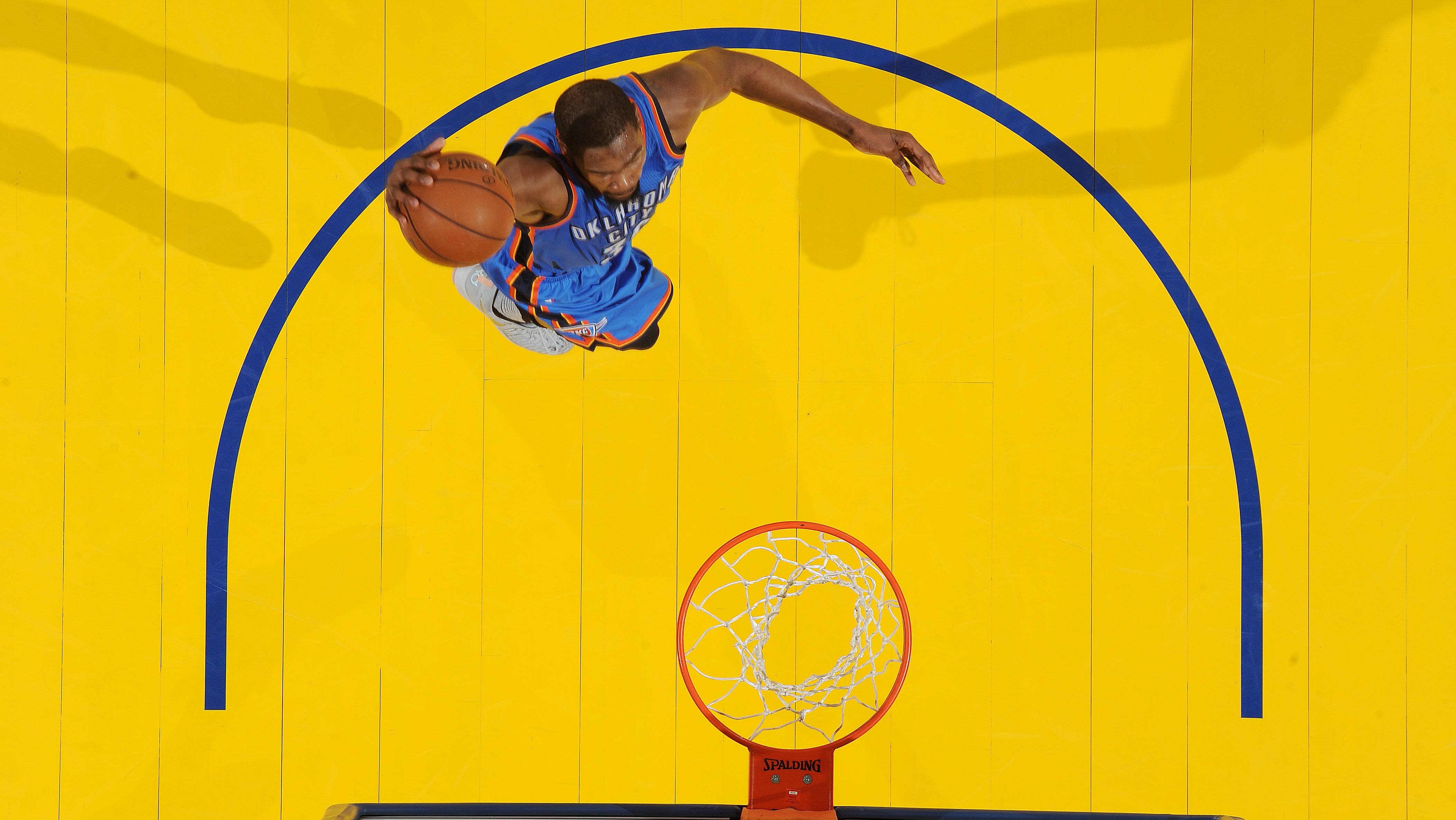 Oklahoma City Thunder v Golden State Warriors – Game Five