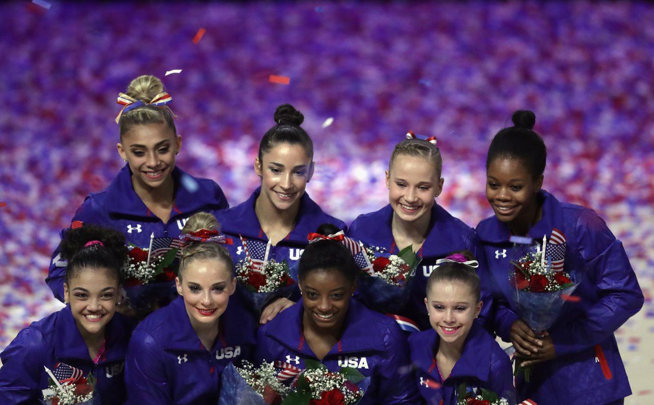 2016 U.S. Olympic Trials – Women's Gymnastics – Day 2