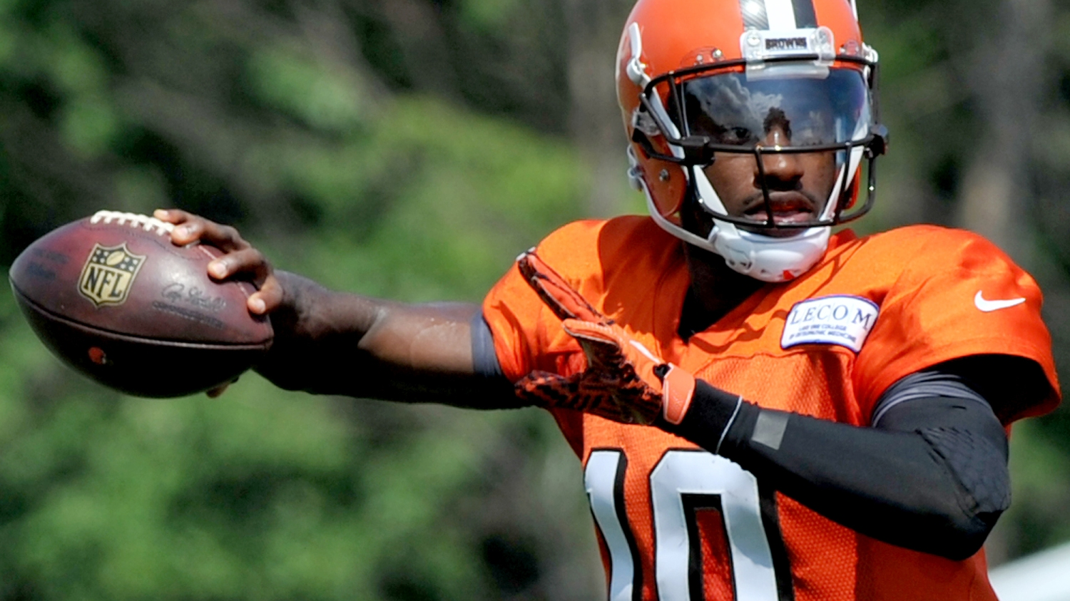 932fdd15948 It's prove-it time for Robert Griffin III