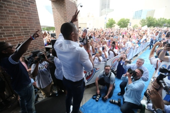 Oklahoma City Thunder Signs Russell Westbrook To Contract Extension