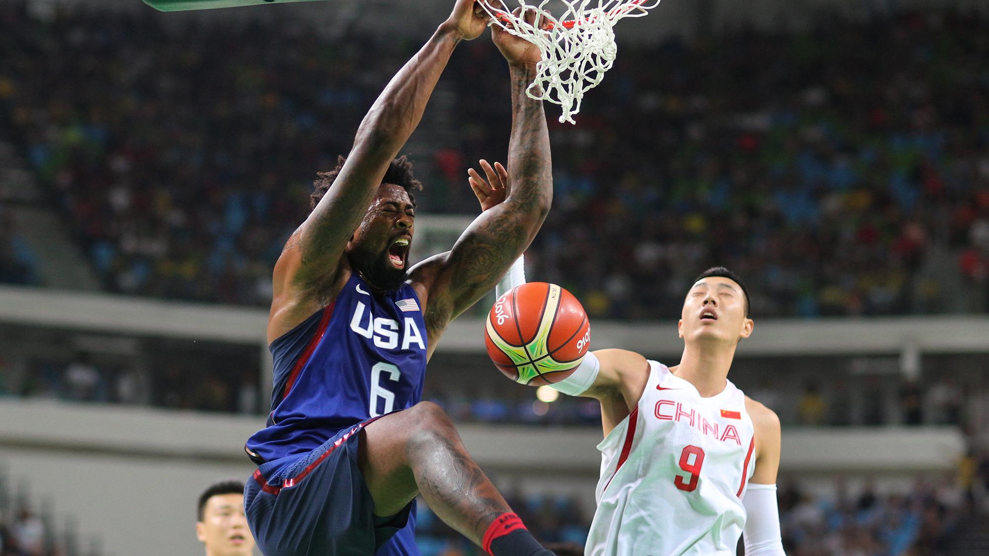 Basketball – Rio de Janeiro Olympics 2016