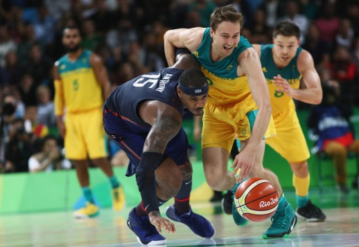 Basketball – Olympics: Day 5