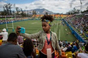 Kids From Rio's Cantagalo Favela Surprised With Trip To Olympics To Watch Rugby Match