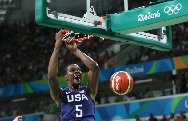 Basketball – Olympics: Day 16