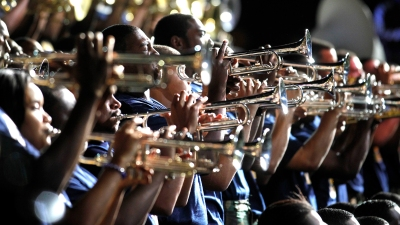 Bayou Classic Battle of the Bands