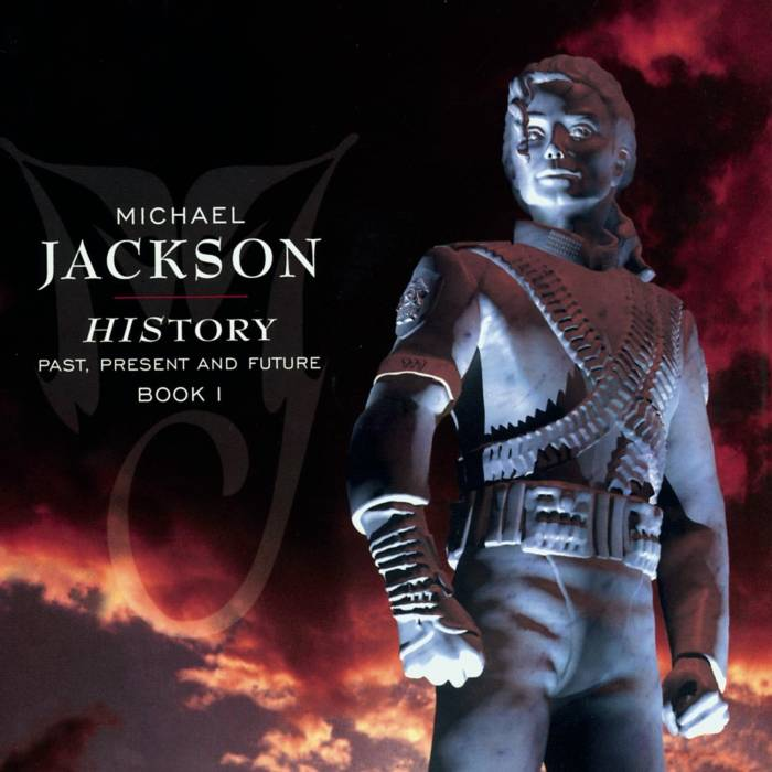 The story behind the album and cd cover for michael jacksons 1995 the story behind the album and cd cover for michael jacksons 1995 history past present and future book i malvernweather Images