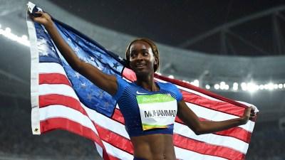 Athletics – Women's 400m Hurdles Final