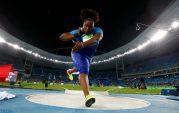 Athletics – Women's Shot Put Final