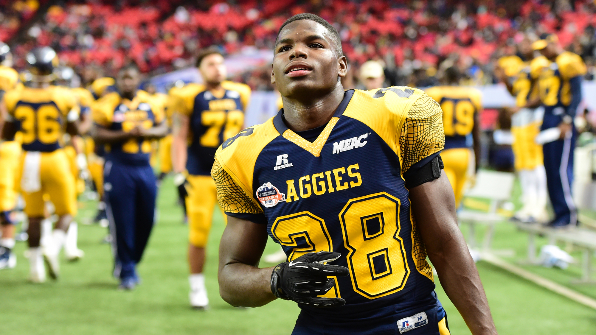 N.C. A&T State's Tarik Cohen headlines HBCU seniors with ...