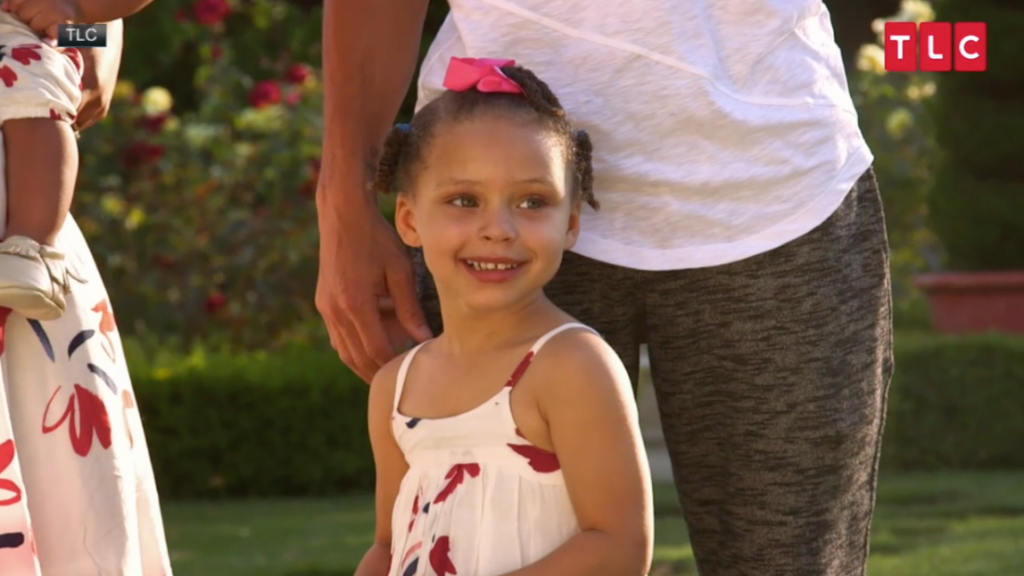 Riley Curry Now Has The Most Poppin Playhouse Imaginable
