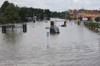 Floods in Baton Rouge