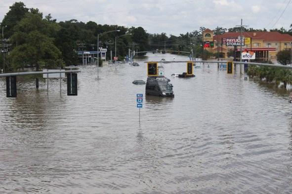 Floods in Baton Rouge