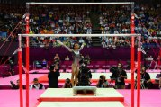 Olympics: Gymnastics-Women's Uneven Bars-Final