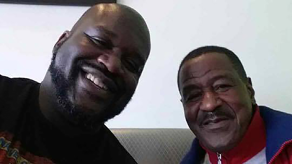 Shaq to biological father: 'I don't hate you'
